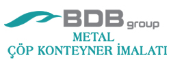 Çöp Konteyneri Bdb Metal | Metal Çöp Konteyneri | Plastik Çöp Konteyneri | Cöp Kovası